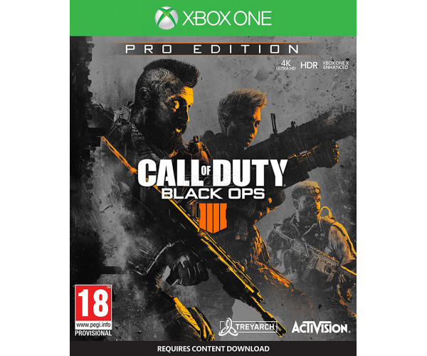 CALL OF DUTY BLACK OPS 4 PRO EDITION - XBOX ONE NEW GAME