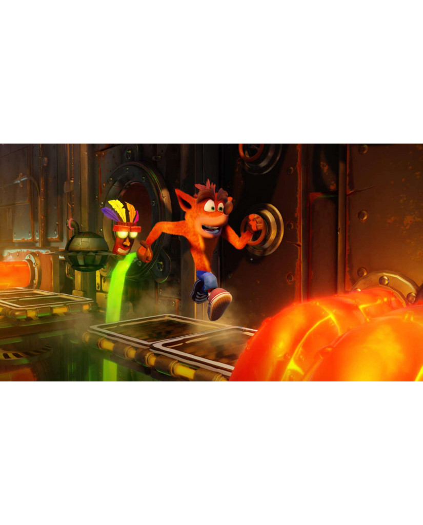 CRASH BANDICOOT N. SANE TRILOGY - XBOX ONE GAME