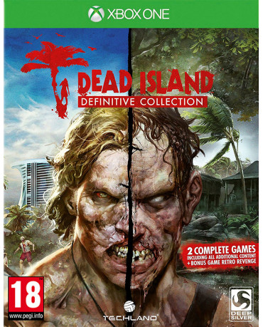 DEAD ISLAND DEFINITIVE COLLECTION - XBOX ONE GAME