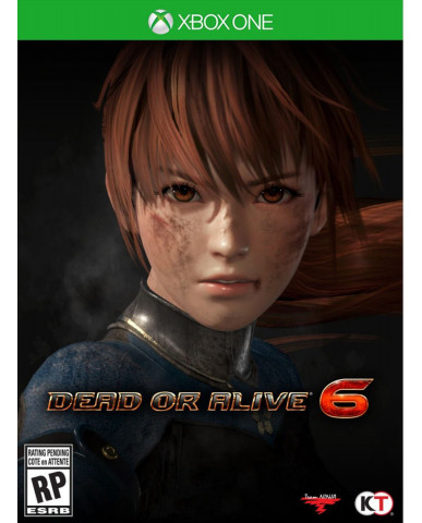 DEAD OR ALIVE 6 - XBOX ONE NEW GAME