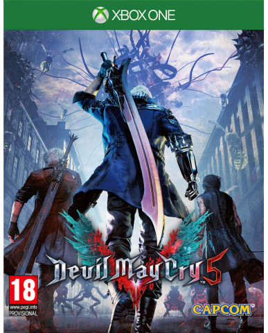 DEVIL MAY CRY 5 - XBOX ONE NEW GAME