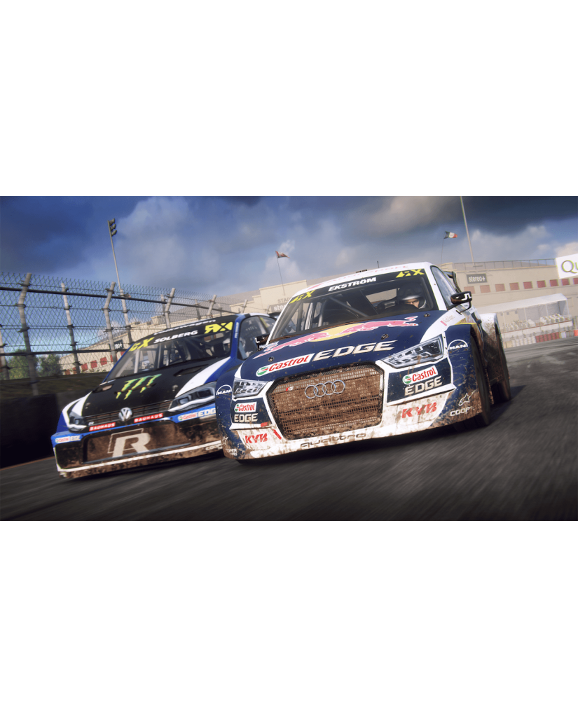 DIRT RALLY 2.0 (DAY ONE EDITION) - PS4 GAME
