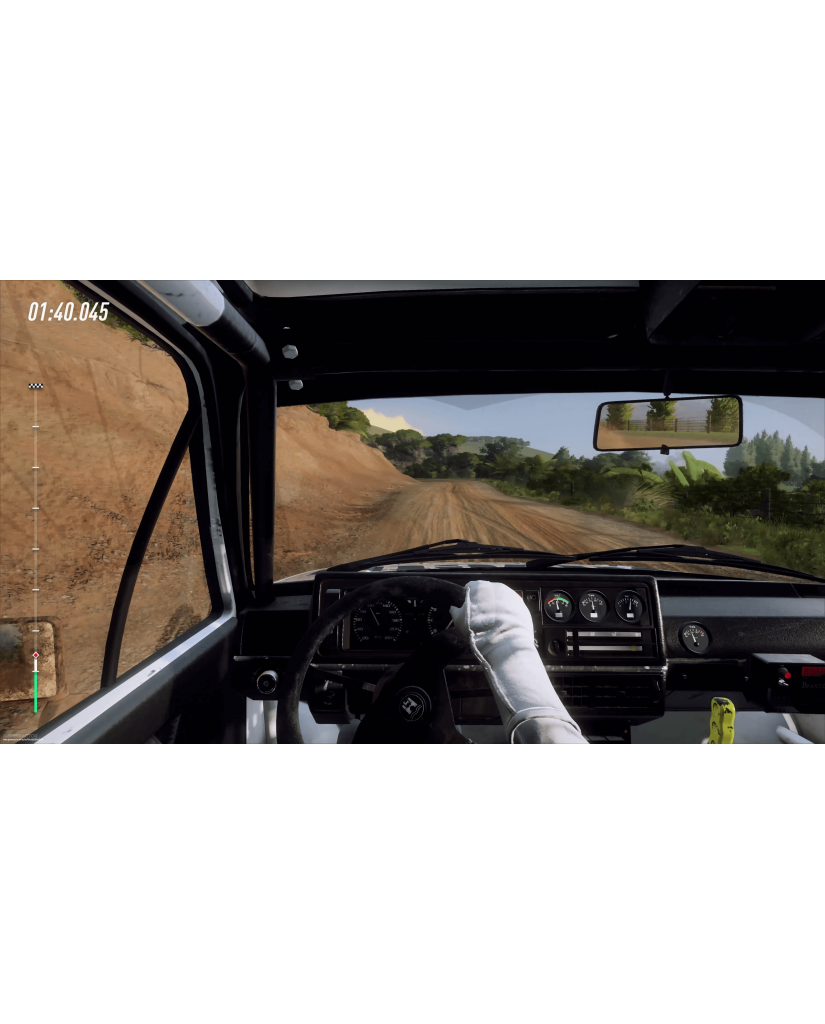 DIRT RALLY 2.0 - PS4 NEW GAME