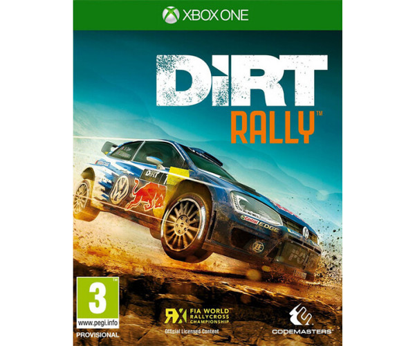 DIRT RALLY - XBOX ONE GAME