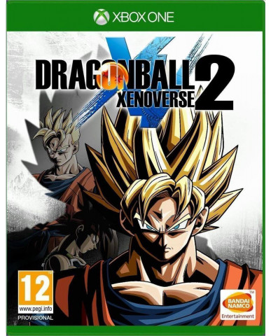DRAGON BALL XENOVERSE 2 - XBOX ONE GAME