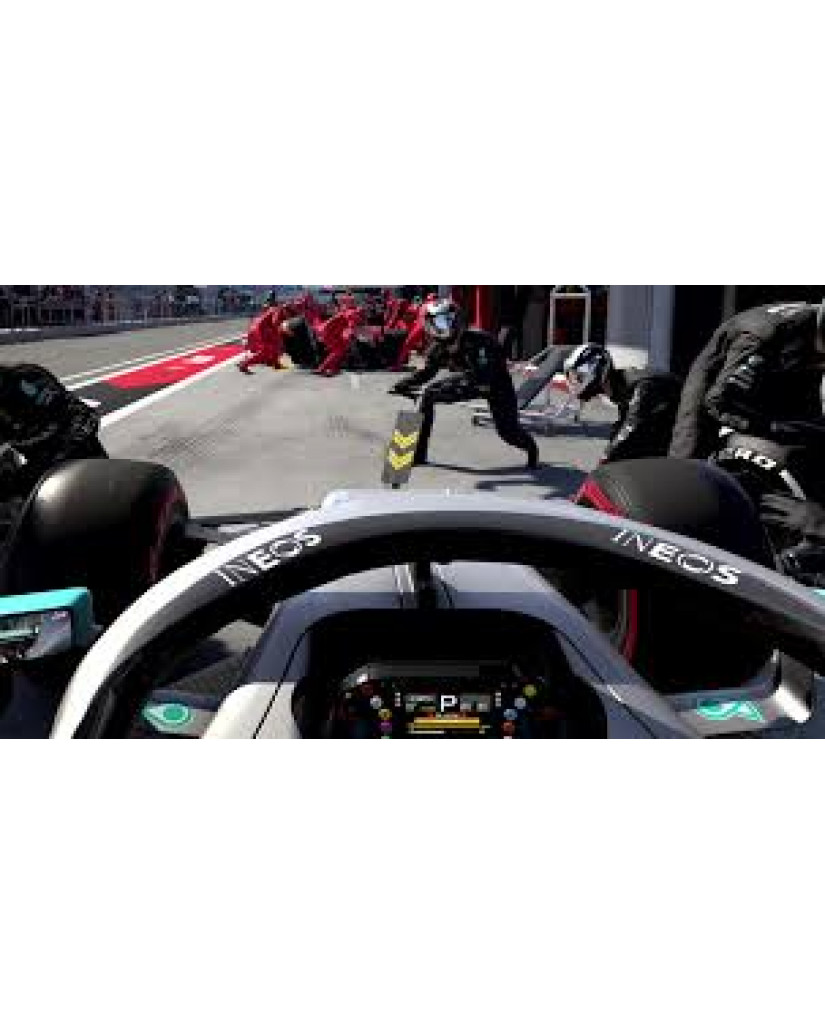 F1 2020 - XBOX ONE GAME