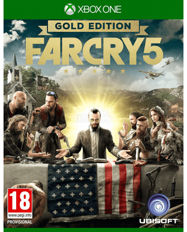 FAR CRY 5 GOLD EDITION - XBOX ONE GAME