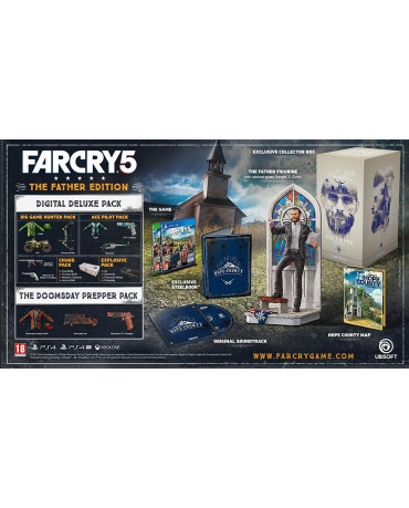 FAR CRY 5 THE FATHER EDITION - XBOX ONE GAME