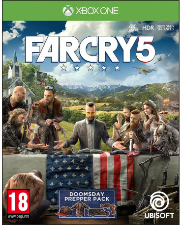 FAR CRY 5 - XBOX ONE NEW GAME
