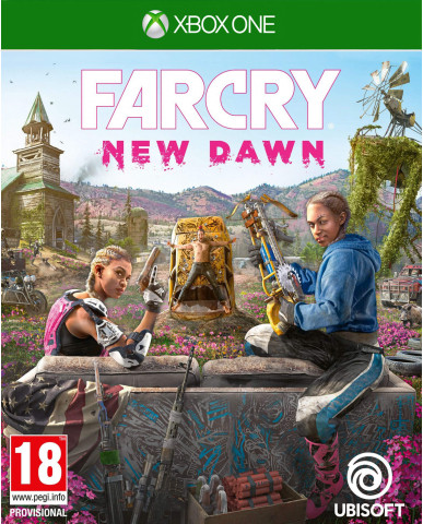 FAR CRY NEW DAWN - XBOX ONE NEW GAME