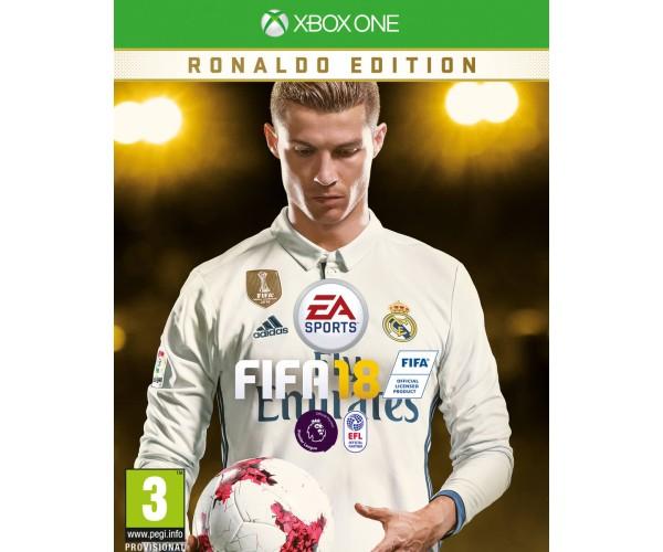 FIFA 18 RONALDO EDITION - XBOX ONE GAME