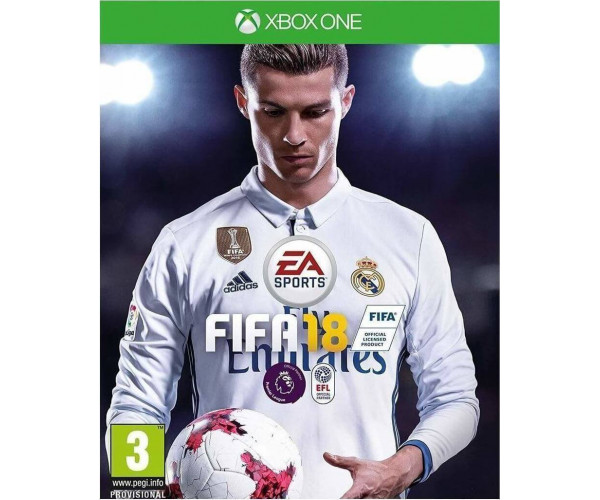 FIFA 18 - XBOX ONE NEW GAME