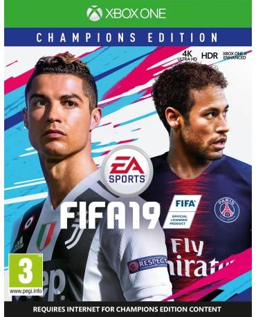 FIFA 19 CHAMPIONS EDITION + ΔΩΡΟ ΑΓΑΛΜΑΤΑΚΙ NEYMAR JR - XBOX ONE NEW GAME