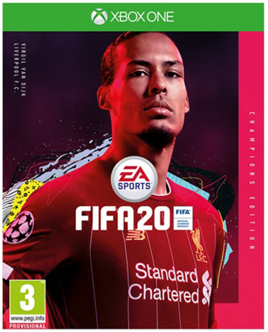 FIFA 20 CHAMPIONS EDITION + ΔΩΡΟ ΑΓΑΛΜΑΤΑΚΙ NEYMAR JR - XBOX ONE GAME
