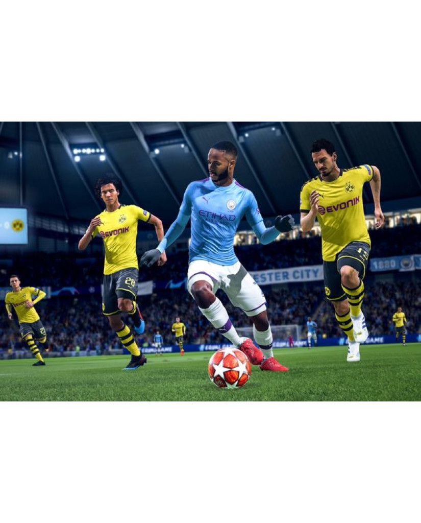 FIFA 21 CHAMPIONS EDITION + ΔΩΡΟ ΑΓΑΛΜΑΤΑΚΙ LIONEL MESSI - XBOX ONE NEW GAME