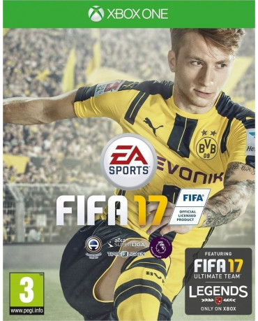 FIFA 17 - XBOX ONE GAME