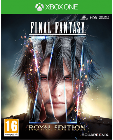 FINAL FANTASY XV ROYAL EDITION – XBOX ONE GAME