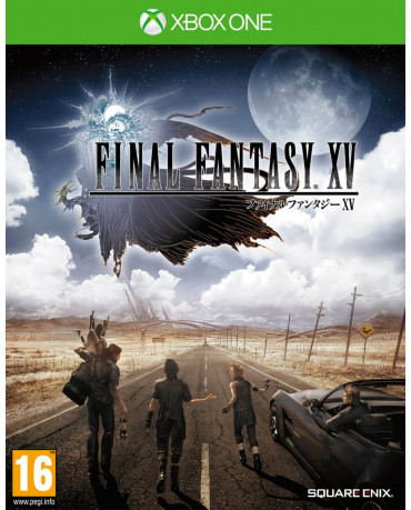 FINAL FANTASY XV – XBOX ONE GAME