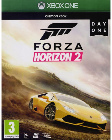 FORZA HORIZON 2 DAY ONE EDITION - XBOX ONE GAME