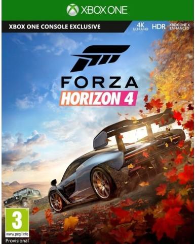 FORZA HORIZON 4 - XBOX ONE GAME