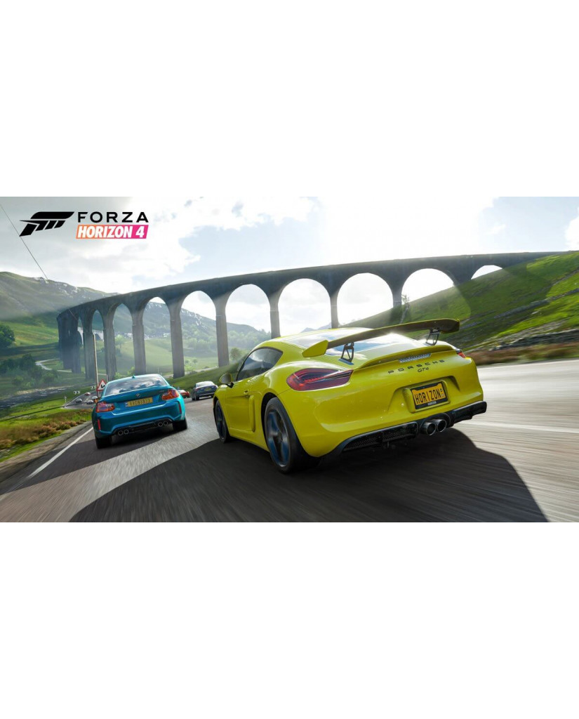 FORZA HORIZON 4 - XBOX ONE GAME