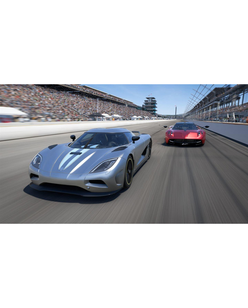 FORZA MOTORSPORT 5 GAME OF THE YEAR EDITION - XBOX ONE GAME
