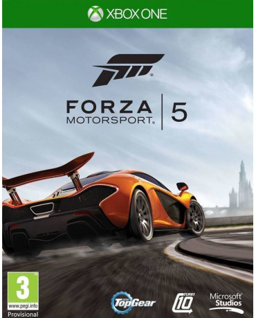 FORZA MOTORSPORT 5 - XBOX ONE GAME