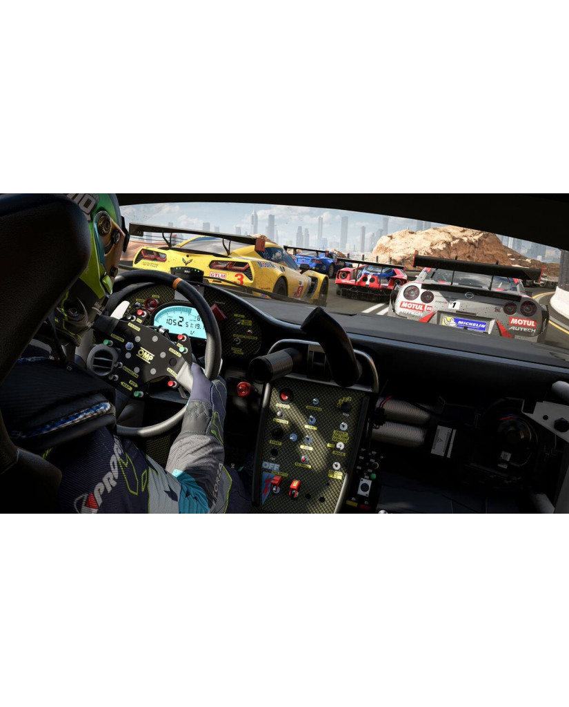 FORZA MOTORSPORT 7 & ΔΩΡΟ MOUSEPAD - XBOX ONE NEW GAME