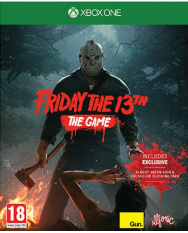 FRIDAY THE 13TH: THE GAME - XBOX ONE GAME