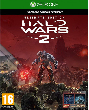 HALO WARS 2 ULTIMATE EDITION – XBOX ONE GAME