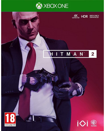 HITMAN 2 – XBOX ONE NEW GAME