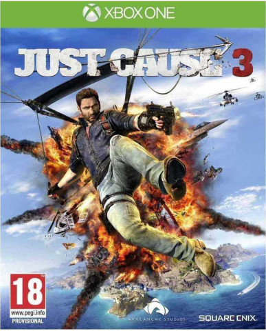 JUST CAUSE 3 – XBOX ONE GAME