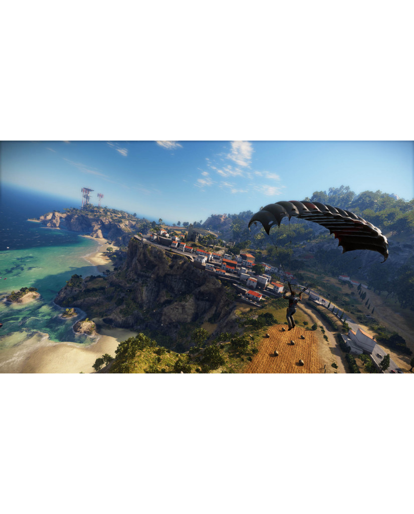 JUST CAUSE 3 COLLECTOR'S EDITION – XBOX ONE GAME