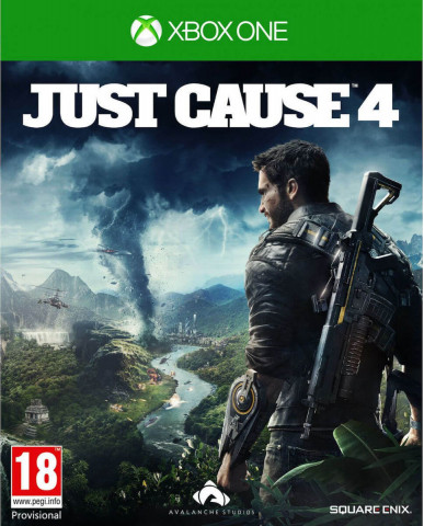 JUST CAUSE 4 - XBOX ONE NEW GAME