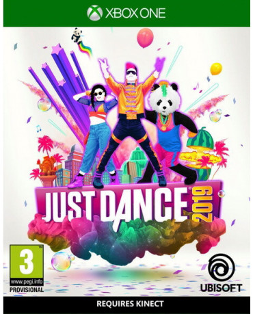 JUST DANCE 2019 - XBOX ONE GAME