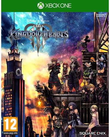 KINGDOM HEARTS III - XBOX ONE NEW GAME