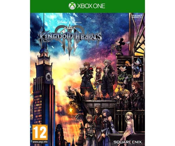 KINGDOM HEARTS III - XBOX ONE NEW GAME