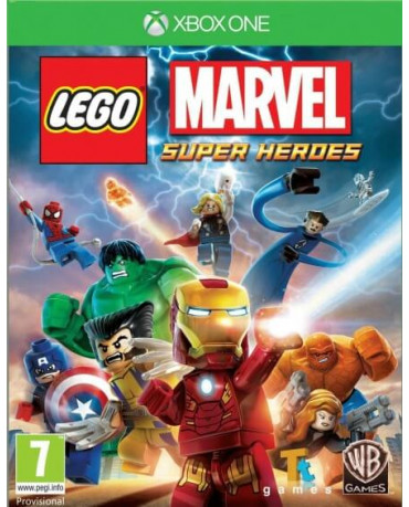 LEGO MARVEL SUPER HEROES - XBOX ONE GAME