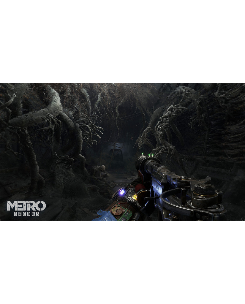 METRO EXODUS DAY ONE EDITION – PS4 NEW GAME