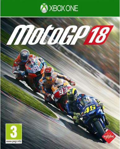 MOTOGP 18 - XBOX ONE GAME