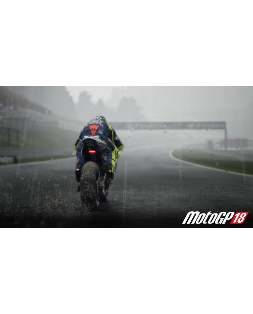 MOTOGP 18 - XBOX ONE GAME