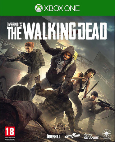 OVERKILL'S THE WALKING DEAD - XBOX ONE GAME