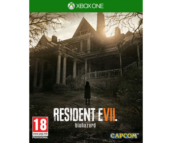 RESIDENT EVIL 7 BIOHAZARD - XBOX ONE GAME
