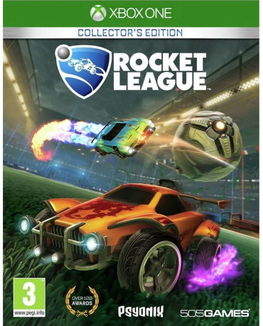 ROCKET LEAGUE COLLECTOR'S EDITION - XBOX ONE GAME