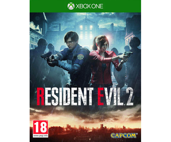 RESIDENT EVIL 2 - XBOX ONE NEW GAME
