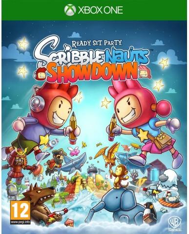 SCRIBBLENAUTS SHOWDOWN – XBOX ONE GAME