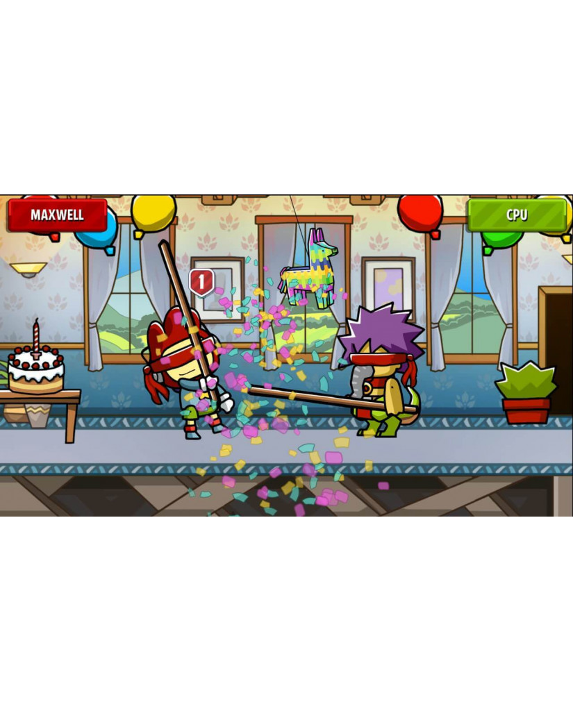 SCRIBBLENAUTS SHOWDOWN – XBOX ONE GAME