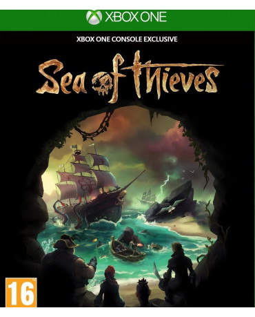 SEA OF THIEVES ΠΕΡΙΛΑΜΒΑΝΕΙ BLACK DOG PACK BONUS - XBOX ONE GAME