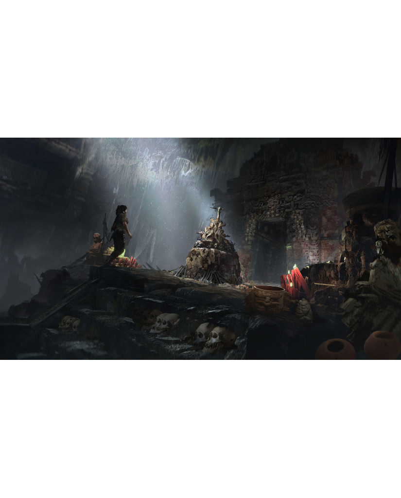 SHADOW OF THE TOMB RAIDER - XBOX ONE GAME