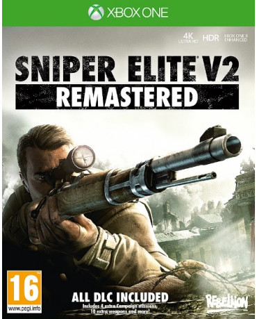 SNIPER ELITE V2 REMASTERED - XBOX ONE GAME